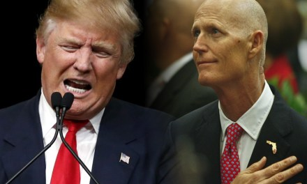 Rick Scott Endorses Donald Trump for President