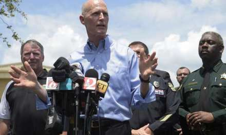 Rick Scott Ordered to Pay $7,170 in State Funds to Planned Parenthood's Lawyers