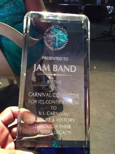 VI Daily News: Carnival Village Opens with Jam Band as Honorees