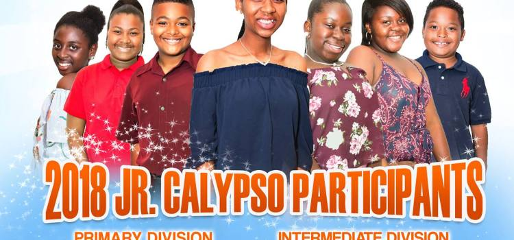 First Bank Junior Calypso Competition to be held on Sunday April 15