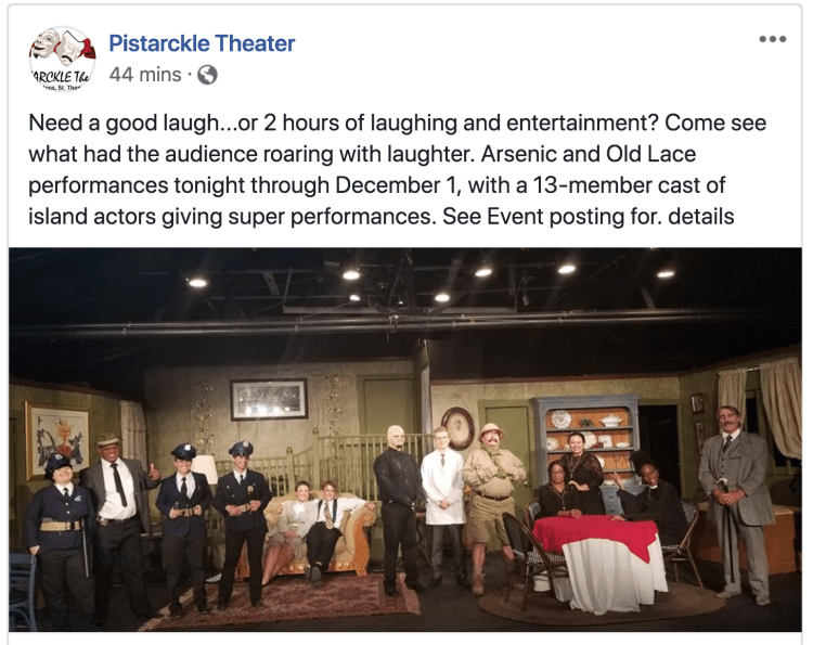 arsenic and old lace cast