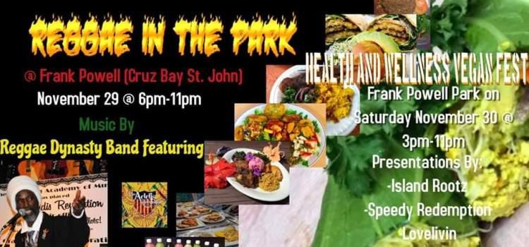Reggae in the Park Ep. 3!
