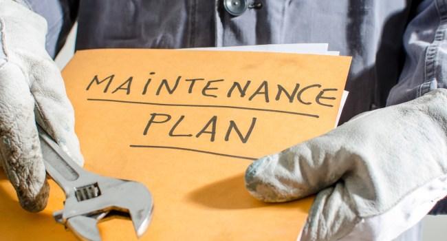programmazione manutenzioni, piano di manutenzione, monitoraggio impianti