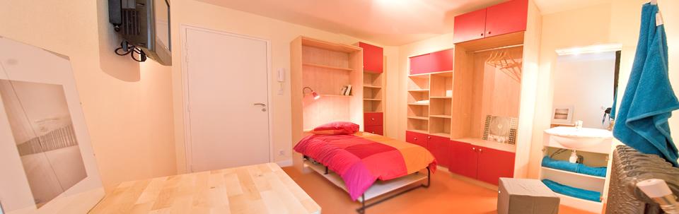 rssf chambres meublees nantes centre ville proche cours des 50 otages ideal pour etudiants et professionnels location chambre meublee nantes 44 residence services simeon foucault
