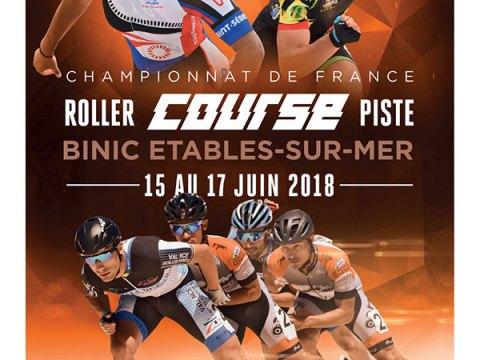 affiche_championnat_france_roller_course_piste_2018