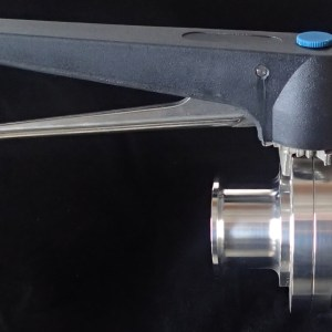 Culver Tri Clamp Butterfly Valve