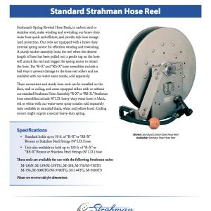 Standard Hose Reel