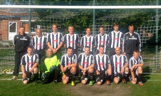 Mannschaftsfoto - RSV Landkirchen III Saison 2013/2014