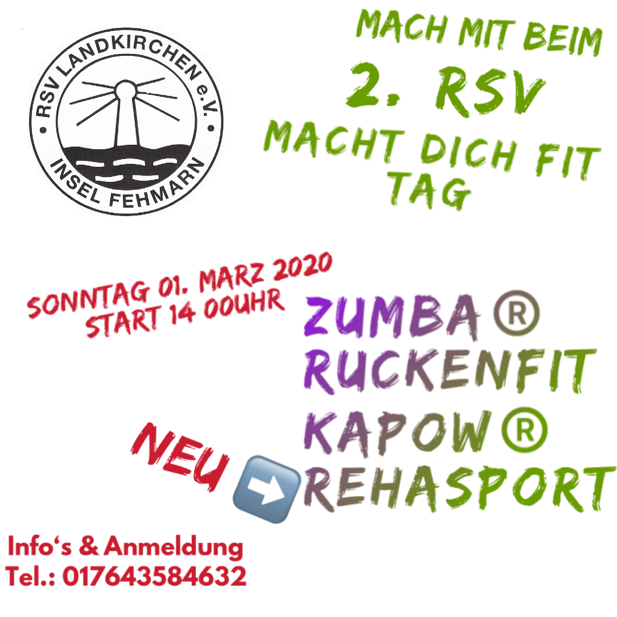 2. RSV -Macht Dich Fit Tag-