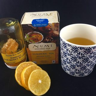 An Anti-inflammatory Tea