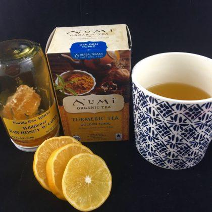 An Anti-inflammatory Tea