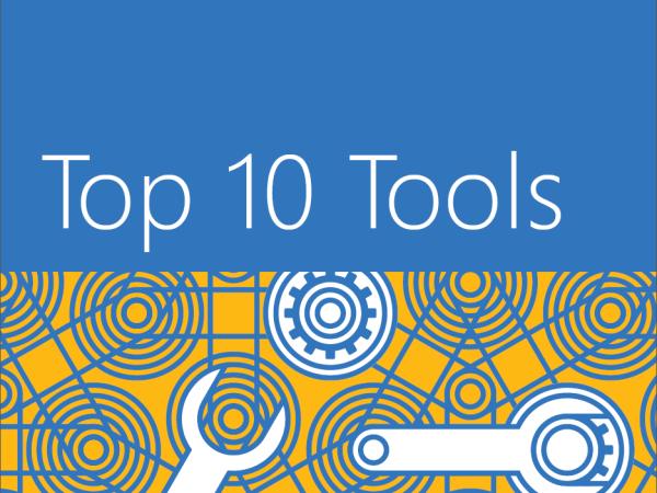 Windows 10 top 10 tools