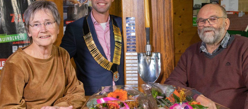Marian Henselmans en Joos Vos winnen Polderpioniersprijs!