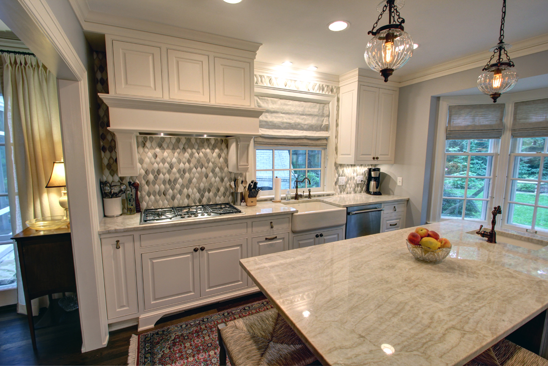Complete Remodeling An Historic 1932 Colonial Revival Home