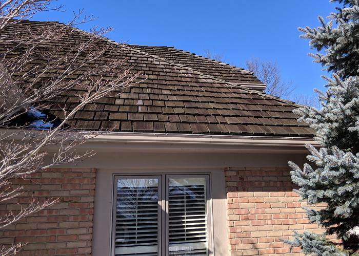 composite cedar shake roofing