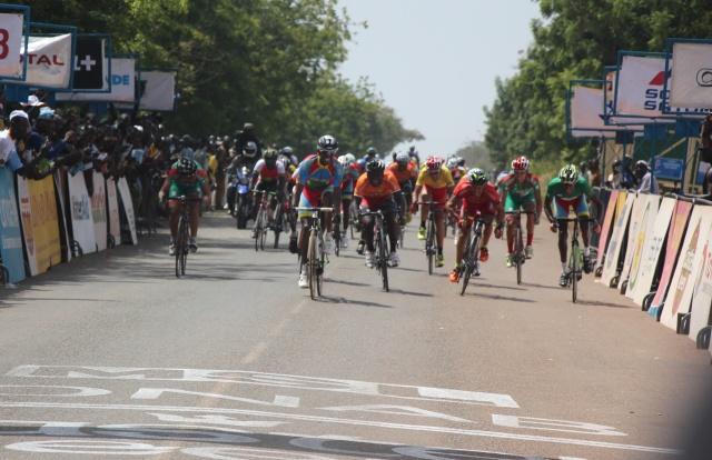 Le sprint final à Dédougou