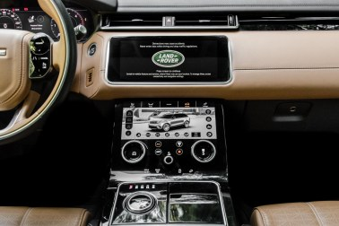La Velarè il SUV con il più bel di dietro che sia mai stato fatto