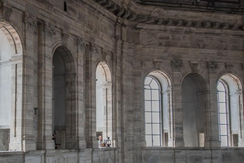 Il Duomo ha aperto le porte al team R.T.Earth per un progetto in esclusiva.