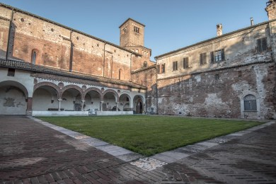 Chiostro di San Lanfranco