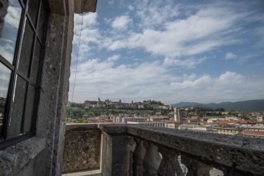 Vista dalla Torre dei Caduti