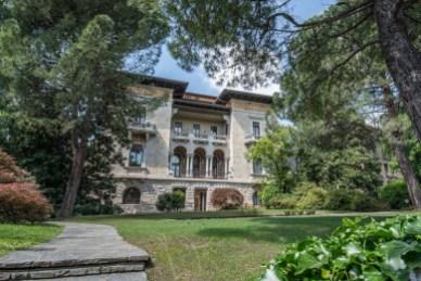 Villa Liberty - Viale V. Emanuele II