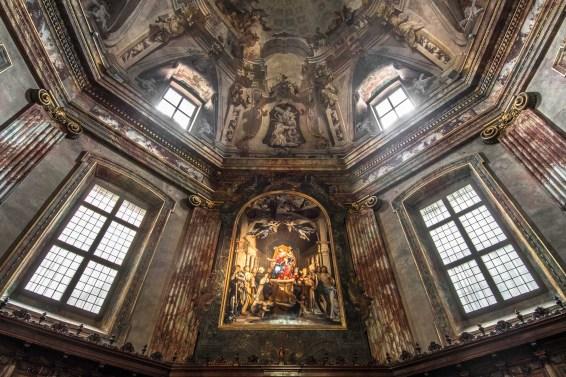 Pala Martinengo, Lorenzo Lotto. Chiesa dei SS. Bartolomeo e Stefano