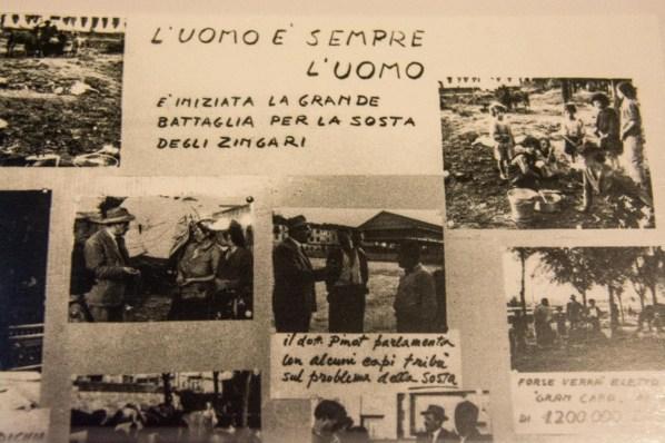 Foto dall'archivio Gallizio