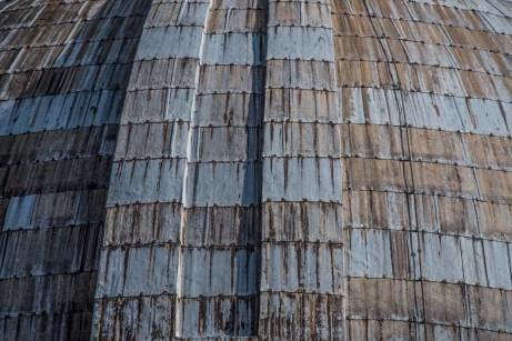 Cupola della Basilica di Sant'Andrea, particolare del tamburo