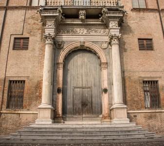 Palazzo Prosperi - Sacrati. Ferrara