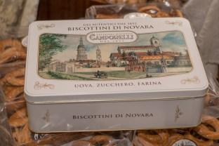 Biscottini di Novara. Camporelli