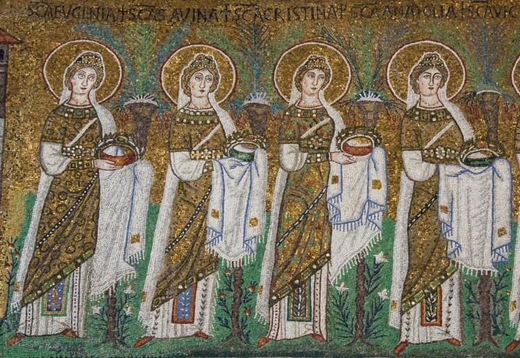 Basilica di S. Apollinare Nuovo, Ravenna