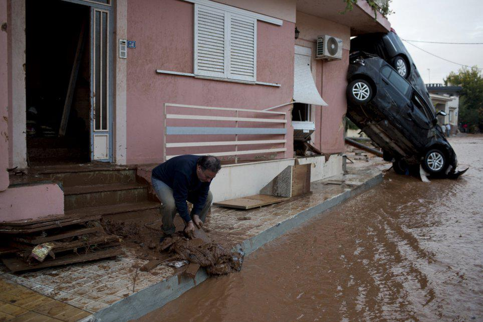 turkey greece floods