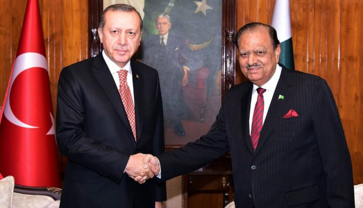 erdogan mamnoon hussain