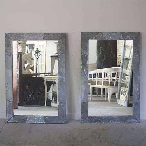 zinc mirrors