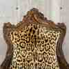 Baroque Style Carved Fauteuil Chair – 4