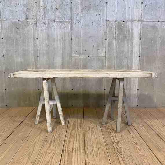 Vintage Brick Layer's Table – 1