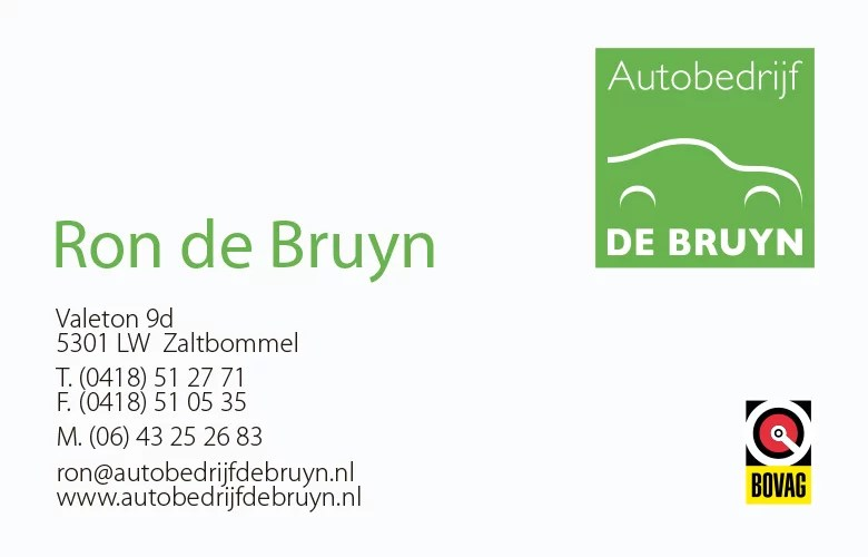 Autobedrijf De Bruyn Zaltbommel