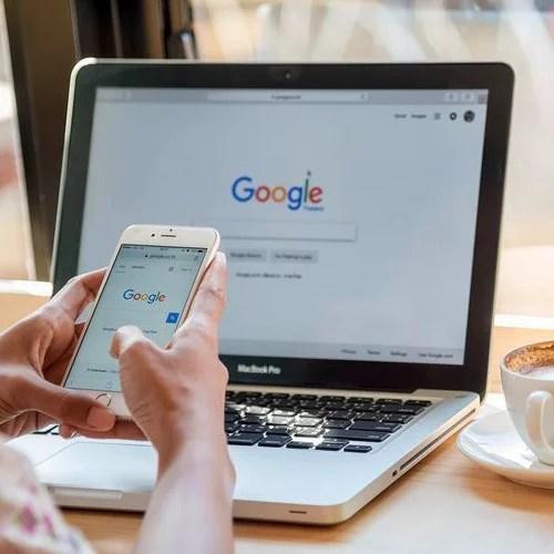 Site kan niet teruggevonden worden in Google