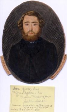 1854, Bruxelles, Jan der Kinderen - oncle d_Arnold der Kinderen