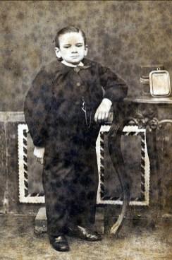 1865, approx - Egidius Bensdorp 1856-1871, fils de Gerardus Bernardus Bensdorp (1812-1882)