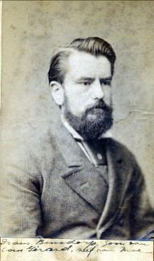 1875, approx Frans Bensdorp (1847-1902) fils de Gerardus Bensdorp (1812-1882)