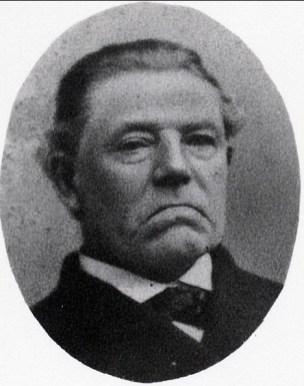 1880, approx Franciscus Johannes der Kinderen 1821-1883 grand-père de François de Kinder