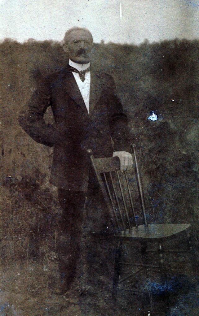 1915, Belgoville, opa Arnold der Kinderen