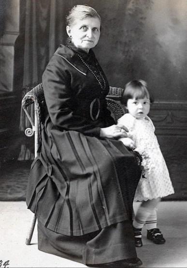 1919, Moe avec Jeanne