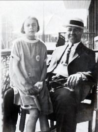 1923 approx Laurette et Horace Thivierge