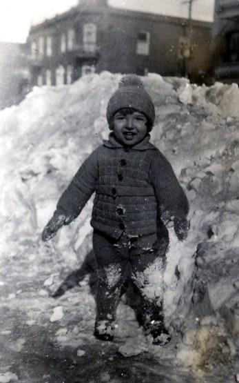 1924, Gabrielle de Kinder