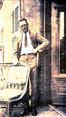 1925, approx Jean der Kinderen (Onkel)