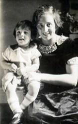 1927, Robert de Kinder et miss Alida Daudt