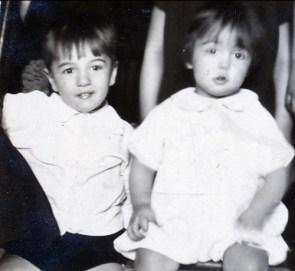1928, Robert et Maurice de Kinder
