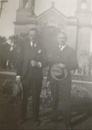 1929, François et Onkel Jean